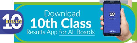 Result App 10th class