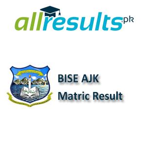 BISE AJK Matric Exams Result 2021