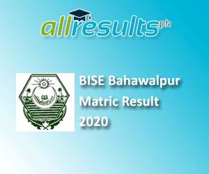 BISE Bahawalpur Matric Exams Result 2021