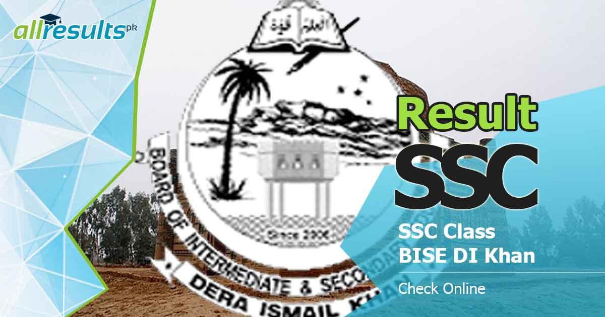 bise di khan board ssc class result 2020
