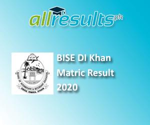 BISE DI Khan Matric Exams Result 2020