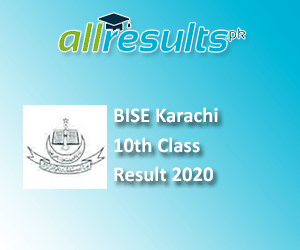 BSEK Karachi Board 10th Class Result 2021