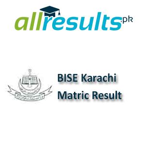 BISE Karachi Matric Exams Result 2021