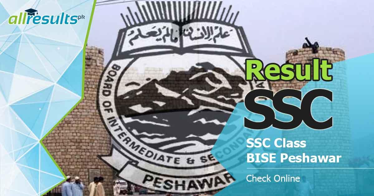 bise peshawar board ssc result