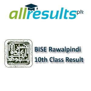 Rawalpindi board 10th Class Result 2021