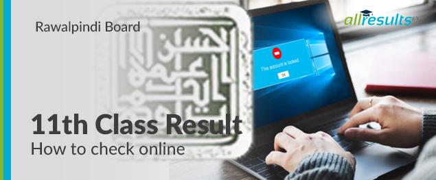 BISE Rawalpindi 11 class result