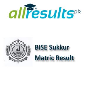 BISE Sukkur Matric Exams Result 2021